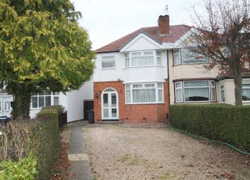 Thumbnail 3 bed semi-detached house to rent in Adams Hill, Bartley Green, Birmingham