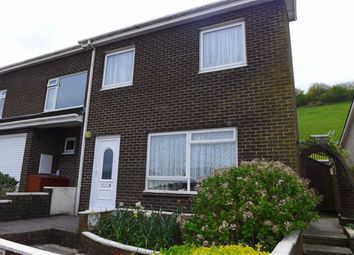 Thumbnail 3 bed semi-detached house for sale in Ropewalk Close, Aberystwyth, Ceredigion