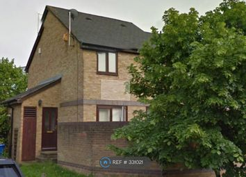 Thumbnail 1 bed semi-detached house to rent in Hull Close, London