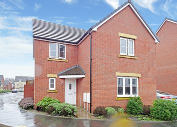 Thumbnail 4 bedroom detached house for sale in Clos Y Mametz, Porthcawl