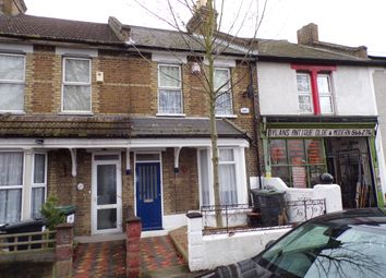 Thumbnail 2 bed terraced house to rent in Dover Road East, Northfleet, Gravesend