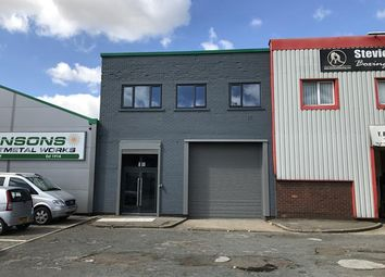 Thumbnail Light industrial to let in 6 Madeley Street, Hull