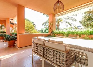 Thumbnail 3 bed apartment for sale in Alhambra Del Golf, New Golden Mile, Estepona