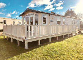Thumbnail 2 bed detached bungalow for sale in Range Of Static Caravans, Kiln Park, Kiln Road, Tenby