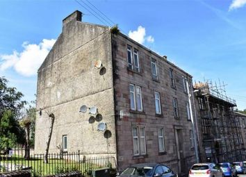 Thumbnail 1 bed flat for sale in Dempster Street, Greenock