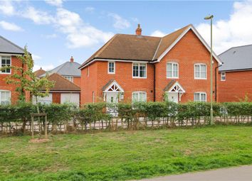 Thumbnail 3 bedroom semi-detached house for sale in Tate Close, Romsey, Hampshire