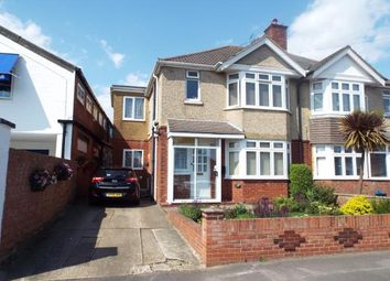 Thumbnail 3 bedroom semi-detached house for sale in Claremont Crescent, Southampton
