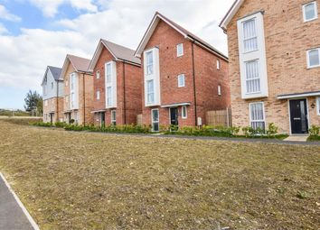 Thumbnail 4 bed town house for sale in Reg Hilham Walk, Stanway, Colchester, Essex