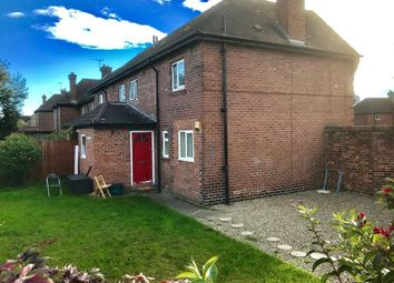 Thumbnail 1 bed flat to rent in Lynton Close, Saltney, Chester