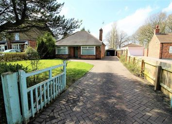 Thumbnail 2 bed bungalow for sale in Walesby Road, Market Rasen
