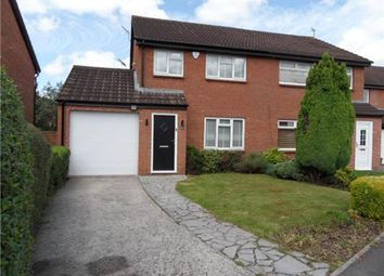 Thumbnail 3 bed semi-detached house to rent in Bader Close, Yate, Bristol