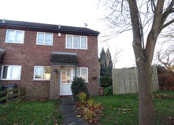 Thumbnail 1 bed town house for sale in Pennine Close, Shepshed, Loughborough