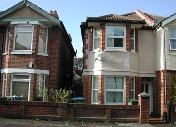 Thumbnail 4 bedroom detached house to rent in Newcombe Road, Shirley, Southampton