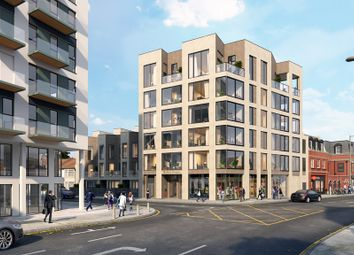Thumbnail 2 bed flat for sale in Milner Road, London