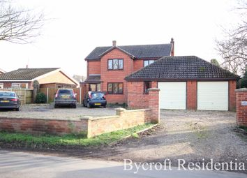 4 bed detached house for sale in Rollesby Road, Fleggburgh, Great Yarmouth NR29