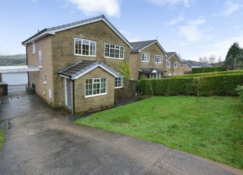 Thumbnail 4 bed detached house for sale in Hill Drive, Whaley Bridge, High Peak