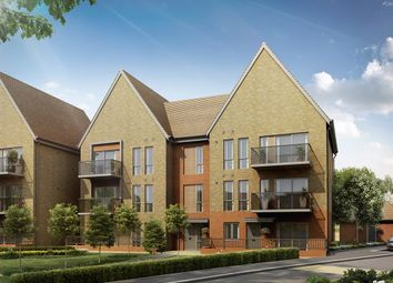 "Thumbnail 1 bed flat for sale in ""Scotney Apartments"" at Repton Avenue, Ashford"