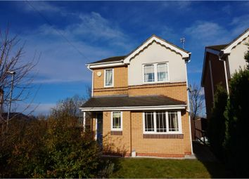 Thumbnail 3 bed detached house for sale in St. Davids Court, Deeside