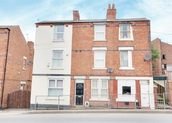 Thumbnail 3 bed terraced house for sale in Arnold Road, Old Basford, Nottingham