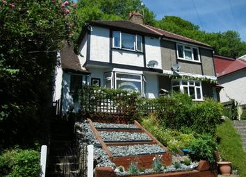 Thumbnail 2 bed semi-detached house for sale in Milner Road, Caterham, Surrey