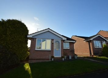 Thumbnail 2 bed bungalow to rent in Swallow Close, Darton, Barnsley