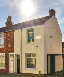 Thumbnail 2 bed end terrace house for sale in Devon Street, Hartlepool, Cleveland