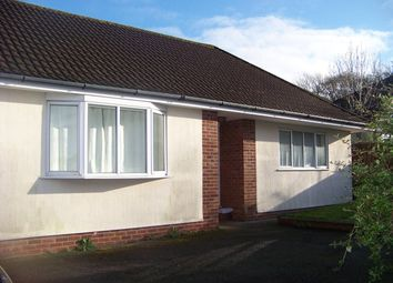 Thumbnail 2 bed detached bungalow to rent in Worlebury Park Road, Weston-Super-Mare