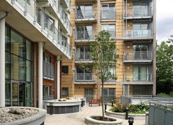 Thumbnail 1 bed flat to rent in Galleria Court, Sumner Road, London