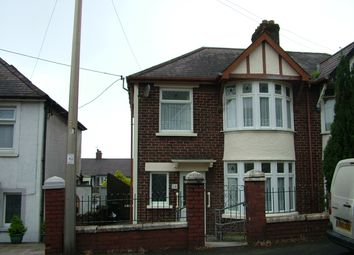 Thumbnail 3 bed semi-detached house to rent in Bracken Road, Margam