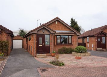Thumbnail 2 bed detached bungalow for sale in Squires Way, Nottingham
