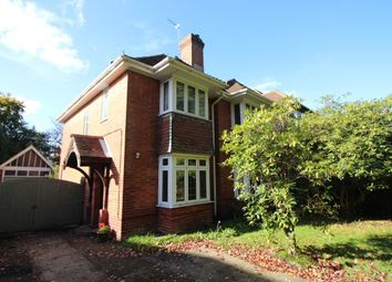Thumbnail 5 bed detached house for sale in Hill Lane, Southampton
