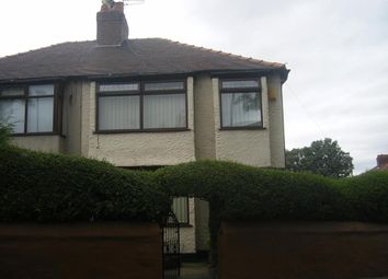 Thumbnail 3 bed semi-detached house for sale in Oakfield, Anfield, Liverpool