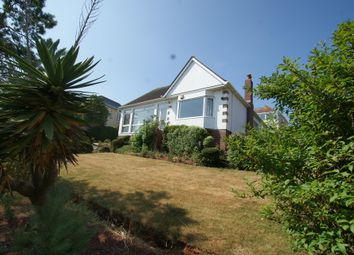 Thumbnail 2 bed detached bungalow for sale in Barcombe Heights, Preston, Paignton