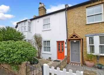 Thumbnail 2 bed terraced house for sale in School Road, East Molesey