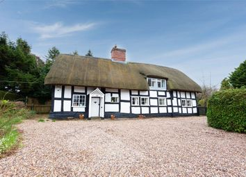 Thumbnail 4 bed detached house for sale in Long Thatch, Lydbury North, Shropshire