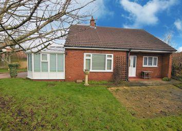 Thumbnail 4 bed detached bungalow for sale in Porritt Lane, Irton, Scarborough
