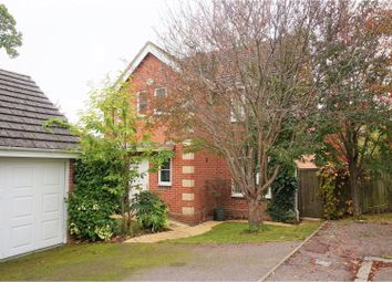 Thumbnail 4 bed detached house for sale in Blackthorn Close, St. Leonards-On-Sea