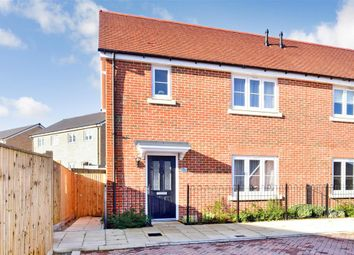 Thumbnail 2 bed semi-detached house for sale in Barn Owl Way, Whitfield, Dover, Kent