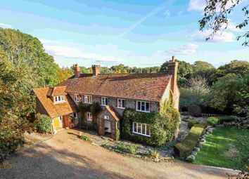 Thumbnail 6 bed detached house for sale in Halnaker, Chichester