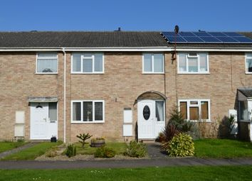 Thumbnail 3 bed terraced house for sale in Blackthorn Gardens, Worle, Weston-Super-Mare