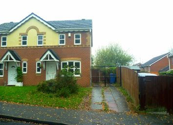 Thumbnail 3 bedroom semi-detached house to rent in Maurice Drive, Salford