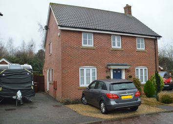 Thumbnail 4 bed detached house for sale in Aragon Road, Haverhill