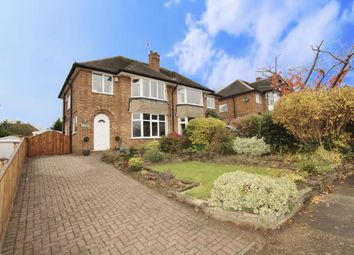 Thumbnail 3 bed semi-detached house for sale in Sandy Lane, Bramcote, Nottingham