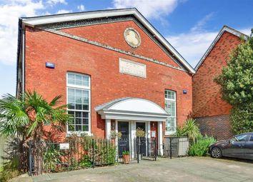 Bank Street, Tonbridge, Kent TN9. 2 bed semi-detached house for sale