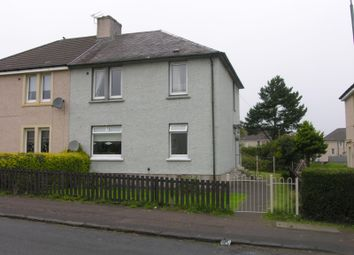 Thumbnail 1 bed flat for sale in Glenmore Avenue, Bellshill
