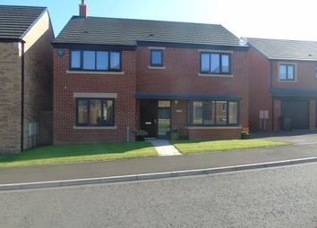 Thumbnail 4 bed detached house for sale in Fenchurch Close, Wideopen, Newcastle Upon Tyne