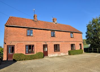 Thumbnail 3 bed cottage to rent in The Avenue, Necton, Swaffham