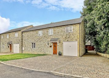 Thumbnail 4 bedroom semi-detached house for sale in Fullards Close, Woodhurst, Huntingdon, Cambridgeshire