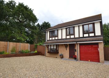 Thumbnail 4 bedroom detached house for sale in Hornbeam Way, West Cheshunt