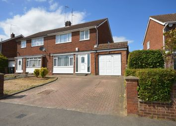 Thumbnail 3 bedroom semi-detached house for sale in Calverton Road, Luton